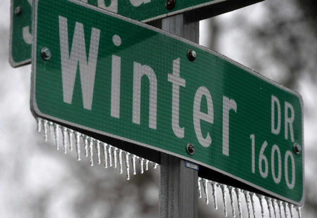Winter Home Sales