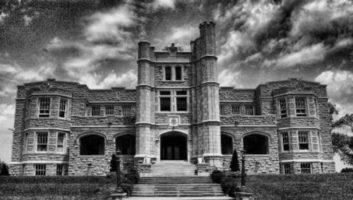 Scary Pythian Castle